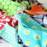 Stuff Your Own With Scrap Fabric